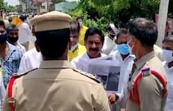 tdp leaders arrest