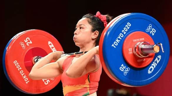 mirabai chanu get first Olympic  medal celebrities wishes