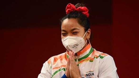 mirabai chanu response about her olympics victory