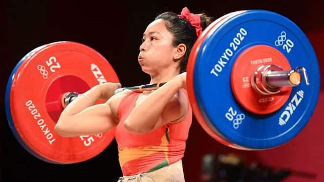 Tokyo Olympics Exclusive Interview With Silver Medalist Weightlifetr Mirabai Chanu ckm