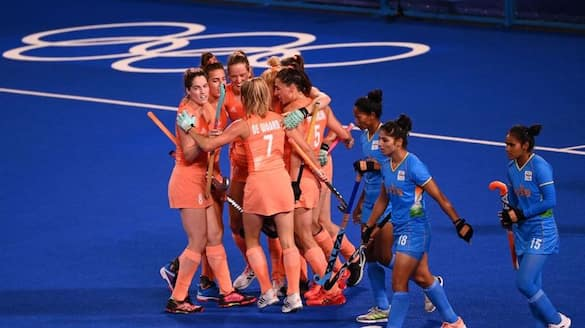 Tokyo Olympics: Netherlands routs India Women 5-1 in opening clash-ayh