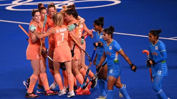 Tokyo 2020: Team India women's hockey team losses first match against Nederland CRA