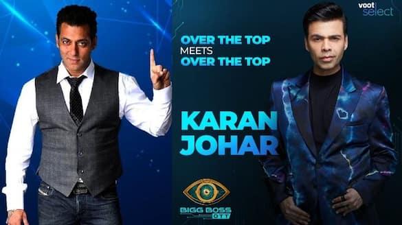 biggboss host change salman replace with karan johar for ott version arj