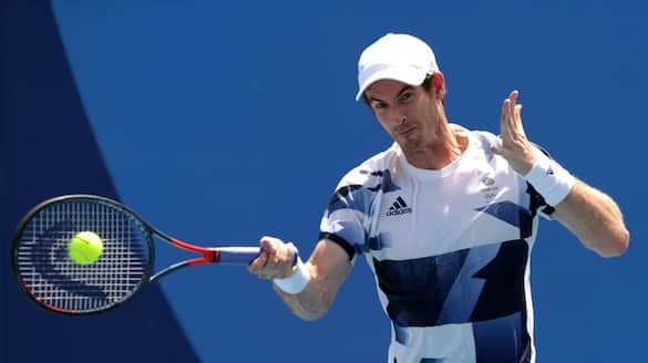 Tokyo Olympics: Andy Murray pulls out of men's singles due to minor thigh strain-ayh