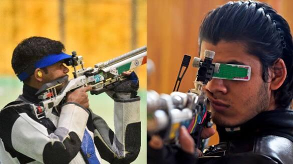 Tokyo Olympics: Deepak Kumar and Divyansh Singh Panwar fail to qualify in 10m air rifle-ayh