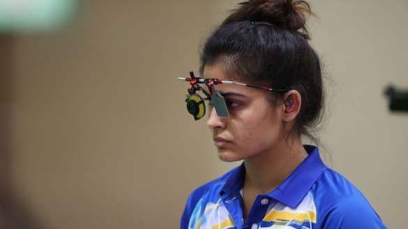 Manu Bhaker fail to qualify for finals of 25m Air Pistol event final in Tokyo 2020 Olympics spb