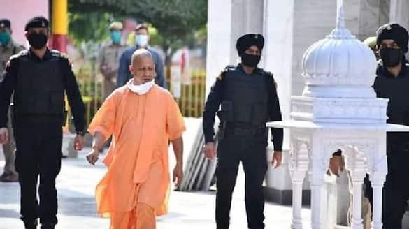 cm yogi adityanath visit ram janmabhumi  ayodhya kpr