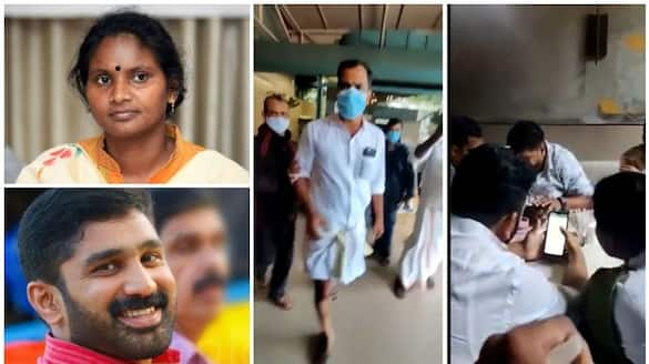 Ramya Haridas, Balram and group at hotel to eat, later explains it was to buy parcel, case against hotel