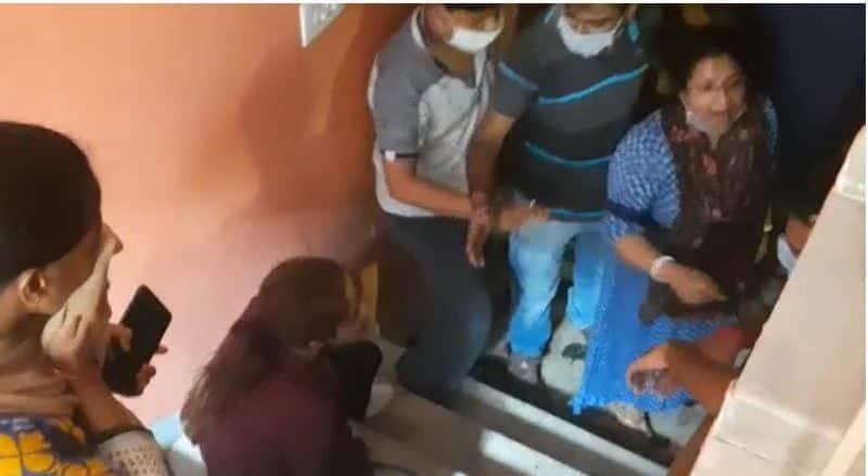 Robbers break into businessman house in Barasat bmm