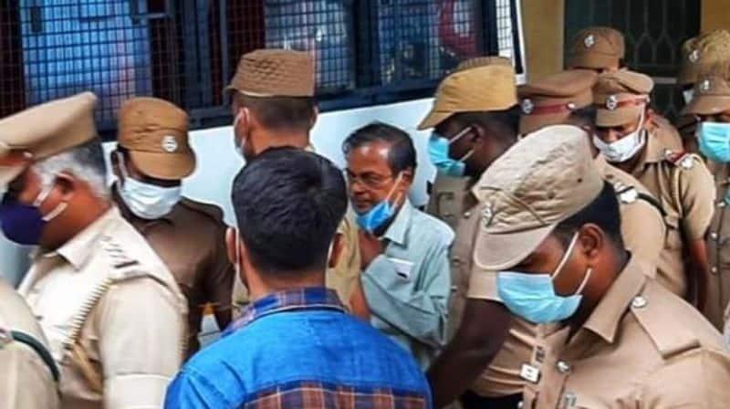 arumanai stephen arrest on george ponnaiya issue
