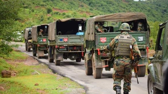 Terrorist killed in jammu kashmir Baramulla
