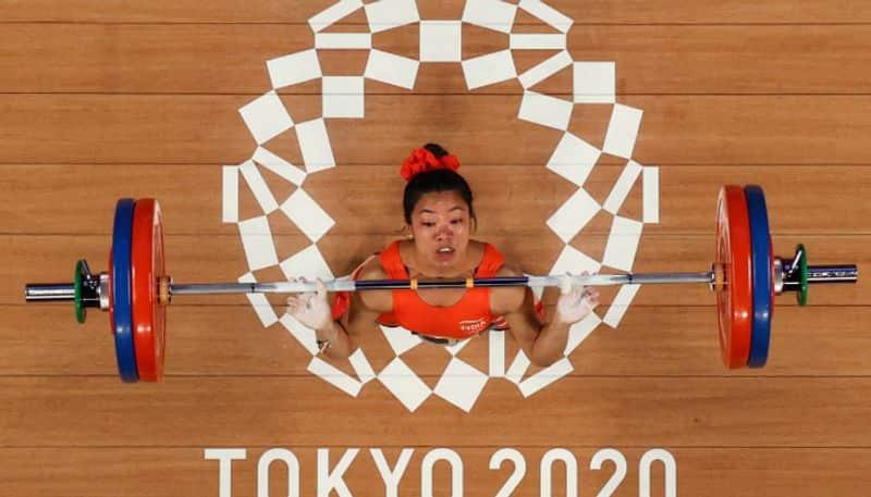 Tokyo 2020 Chanu Saikhom Mirabai ate pizza at Olympic Village