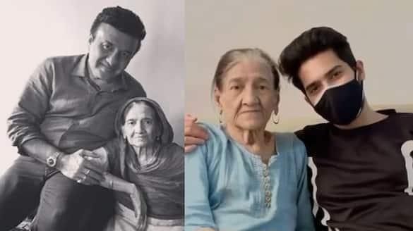 Anu Malik mom and Armaan Malik grandmother passed away grandson remember her sharing a picture KPJ