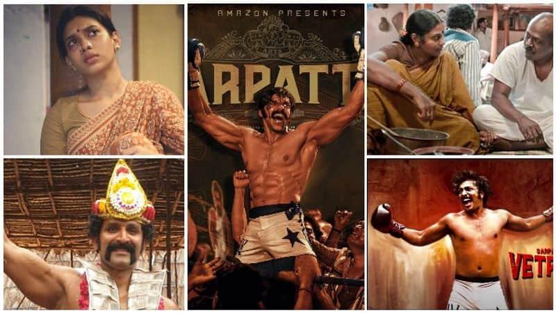 actor nassar says-about sarpatta-parambarai and congrats Pa ranjith
