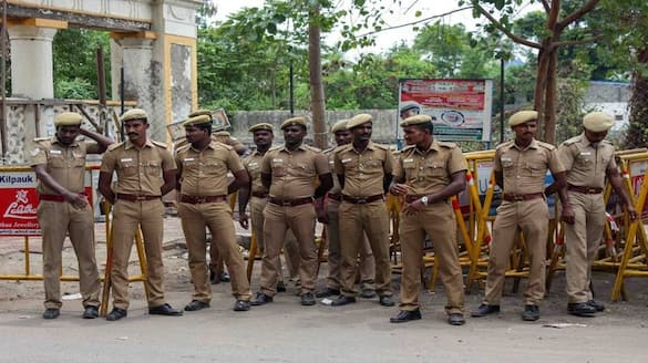 Weekly off for Tamil nadu police