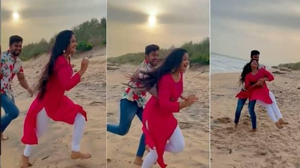 Kalyani and Kiran with a romantic video  Aishwarya says don t miss upcoming episodes
