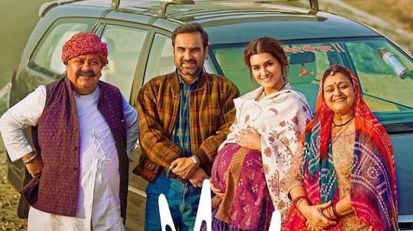Mimi Movie Review: Kriti Sanon reborn as an actor, film delivers emotions wrapped in a  blanket of laughter-SYT