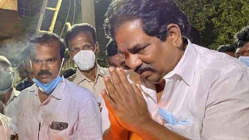 Guaranteed imprisonment for 3 years if found guilty... minister moorthy