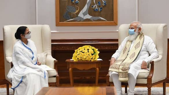 West Bengal Chief Minister Mamata Banerjee met PM Modi at his residence 7 lok kalyan marg, Know all about  DHA