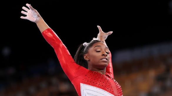 Tokyo Olympics: Setback for US, gymnast Simone Biles pulls out of women's team final