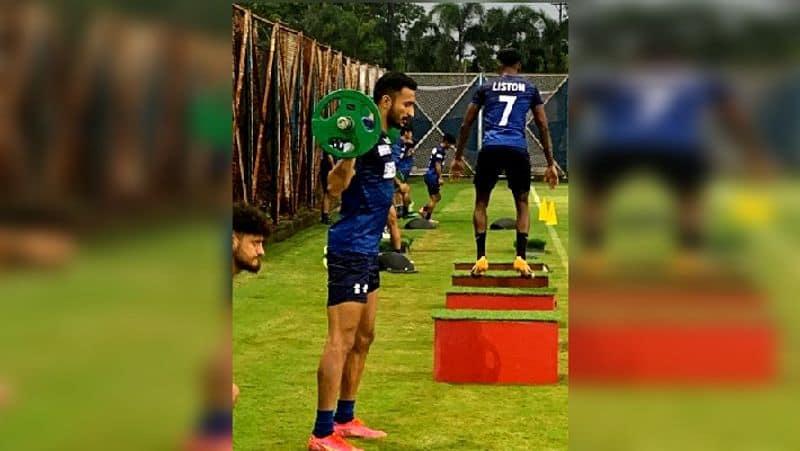 ATK Mohan Bagan starts preparation for the AFC Cup under coach Antonio Lopez Habas ALB