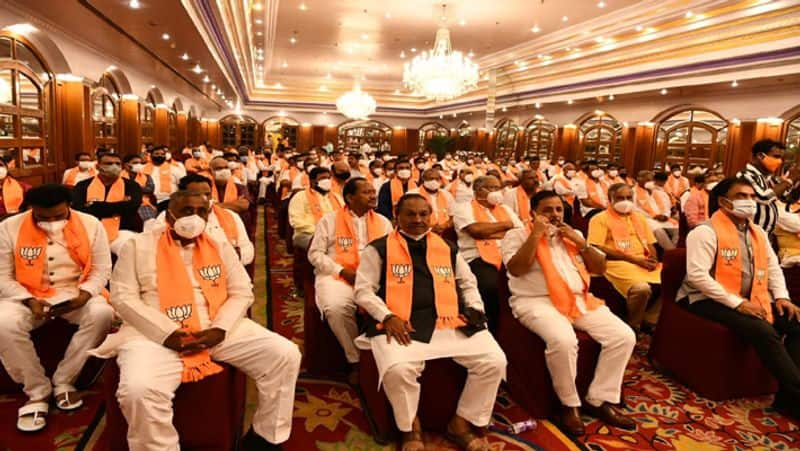 Basavaraj S. Bommai will be new Chief Minister of karnataka, BJP Legislative Party elected him leader DHA