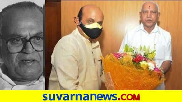 Basavaraj Bommai as new CM karnataka What is the SR Bommai case and why is it quoted often mah
