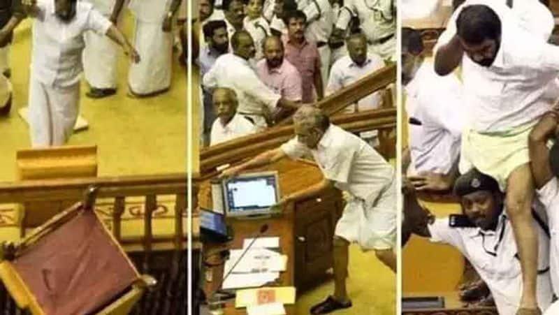 Kerala Assembly LDF MLA ruckus case...Supreme Court rejects
