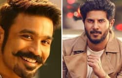 Dhanush and Dulquer