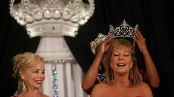 Texas pageant contestants show age is just a number