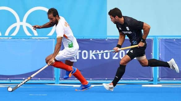 Indian Hockey team beat Argentina by 3-1 goal and reached the quarterfinals of Tokyo 2020 Olympics spb