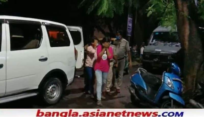Sex racket busted at Naihati Police Station area 21 arrested RTB