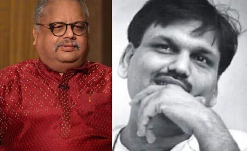 rakesh jhunjhunwala the akasa air dreams of  the Midas of Bombay stock exchange