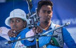 Atanu Das And Deepika Kumari