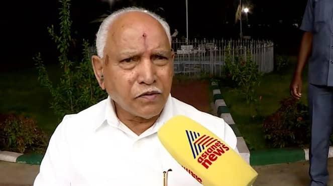 bs yediurappa former karnataka chief minister interview resignation