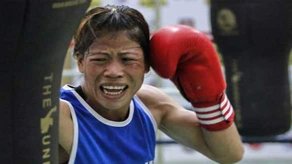 Tokyo Olympics Mary Kom expressed disbelief on result of her boxing pre quarter final exit ksp