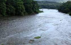 <p>Pamba River</p>