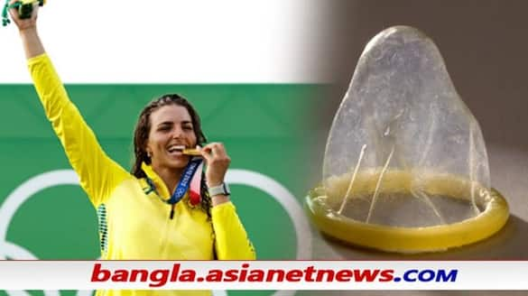 Watch Athlete Uses Condom To Repair Kayak, Goes On To Win Gold At Olympics