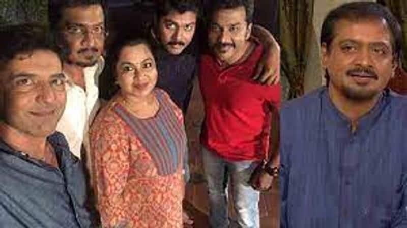Co actor Arunkumar release video about venu aravind current health condition