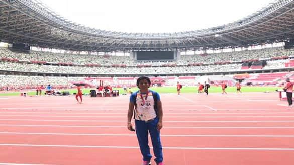 Tokyo Olympics 2020: Indian Sprinter Dutee Chand's Mom Lights ''Eternal Lamp'' For her Success dva