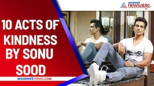 10 times Sonu Sood won hearts with his acts of kindness