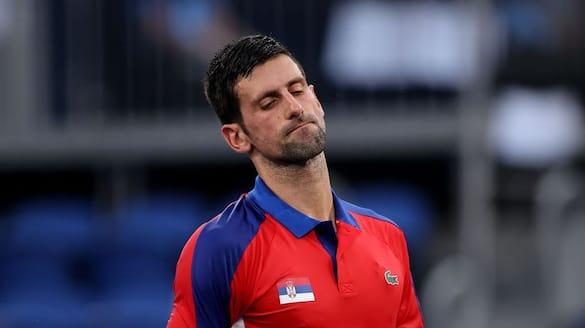 Tokyo Olympics: Novak Djokovic's bid for Golden Slam ended by Alexander Zverev in semis-ayh