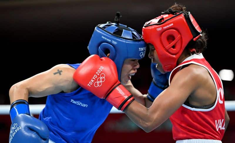 Tokyo Olympics:Indian Boxer Mary Kom questions change of ring dress before pre quarter match