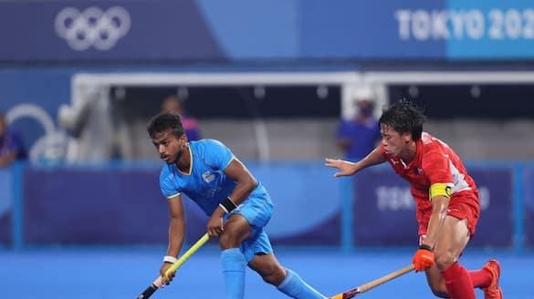 Tokyo Olympics: India men romp Japan 5-3 in final group-stage hockey game-ayh