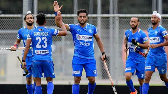 Indian men hockey team has moved to No. 3 in FIH rankings bpsb