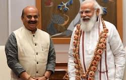Basavaraj Bommai met PM Modi in Delhi
