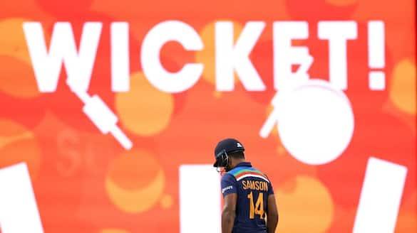 Salman Butt says Sanju Samson looked like a lazy batsman against Sri Lanka