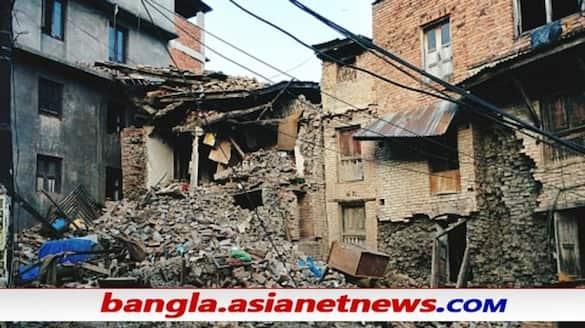 Kolkata in zone iv, 59% of India earthquake prone as per the seismic zoning map ALB
