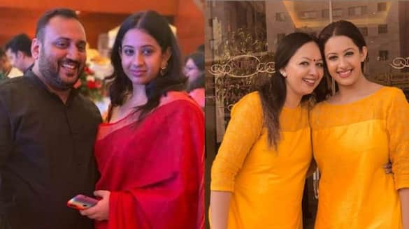 Soubhagya Venkatesh shares a picture of her mother s gift on Instagram