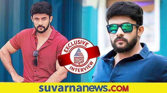 Brahmagantu Kannada serial Harsha shares about his acting journey